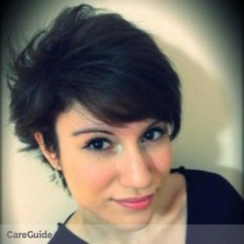 Canadian Nanny Provider Ioanna Giannouli's Profile Picture