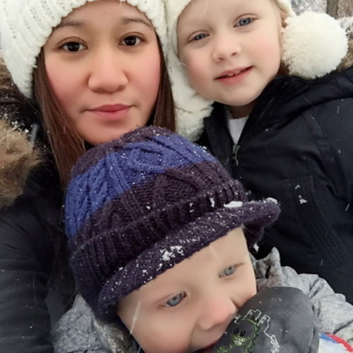 Canadian Nanny Provider Juliet Tapao's Profile Picture