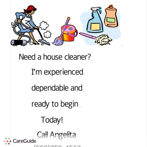Housekeeper Provider Angelita P's Profile Picture