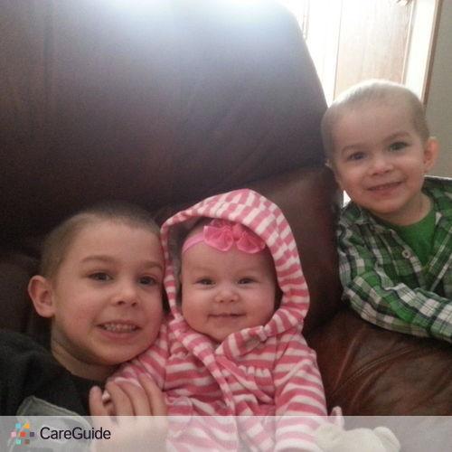 Child Care Job Amanda Rose's Profile Picture