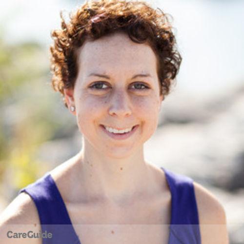 Canadian Nanny Provider Jen W's Profile Picture