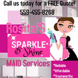 A housekeeper that will get the JOB done! Your home will Sparkle & Shine-You will be 100% satisfied!