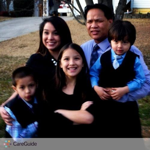 Child Care Provider Samantha Fugate's Profile Picture