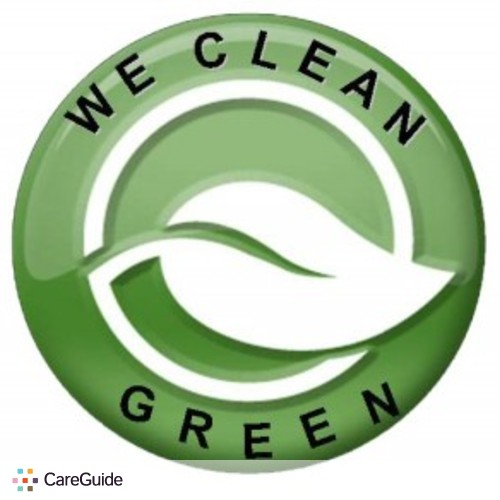 Housekeeper Provider Go Green Cleaning's Profile Picture