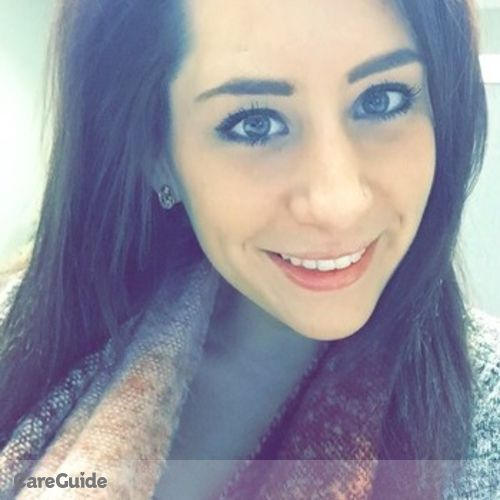 Canadian Nanny Provider Lauren D's Profile Picture