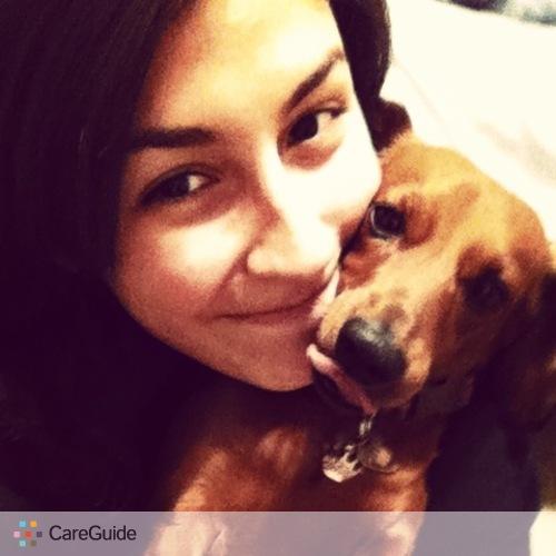 Pet Care Provider April M's Profile Picture