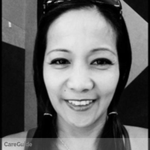 Canadian Nanny Provider Ordanza Resa's Profile Picture