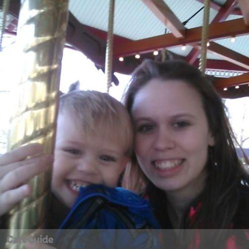 Child Care Provider Amanda Mick's Profile Picture