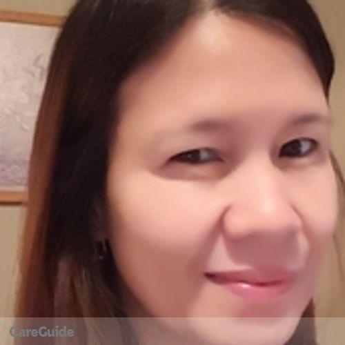 Canadian Nanny Provider Teresita Aquino's Profile Picture