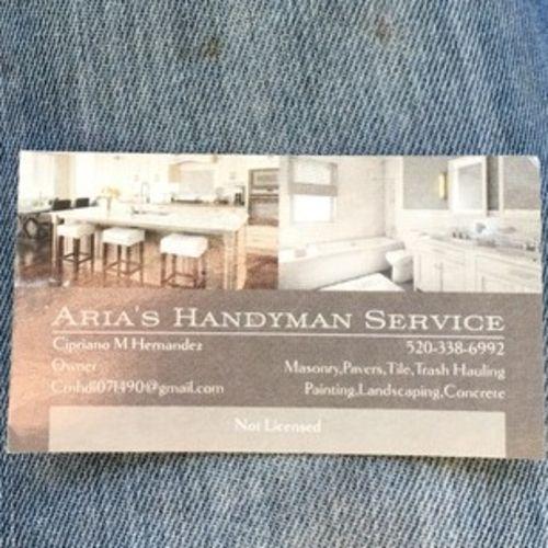 Handyman Provider Cipriano Hernandez's Profile Picture