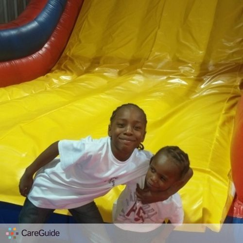 Child Care Job Quiana Gayden's Profile Picture