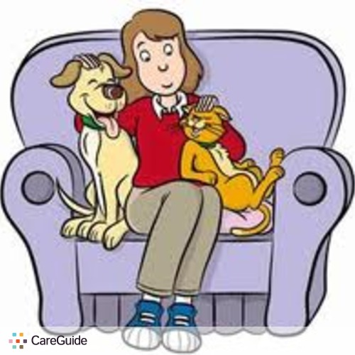 Pet Care Provider Samantha Wright's Profile Picture