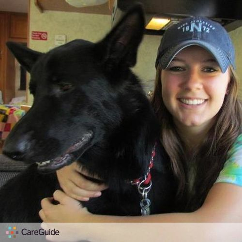Pet Care Provider Ashley Schwagerl's Profile Picture