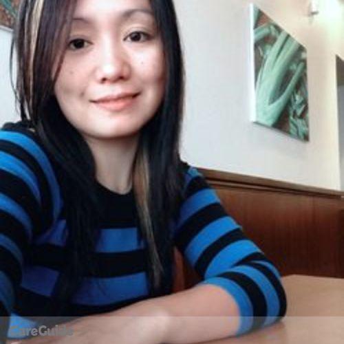 Canadian Nanny Provider Golda Pineda's Profile Picture