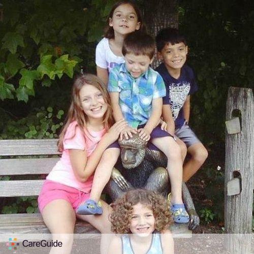 Child Care Provider Angela Wolosyn's Profile Picture