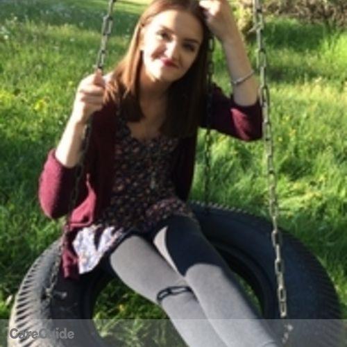 Canadian Nanny Provider Jocelynn Cote's Profile Picture
