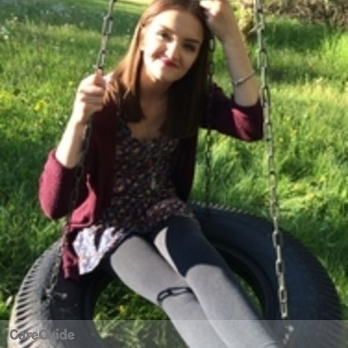 Canadian Nanny Provider Jocelynn C's Profile Picture