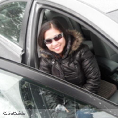 Canadian Nanny Provider Ester Santillano's Profile Picture