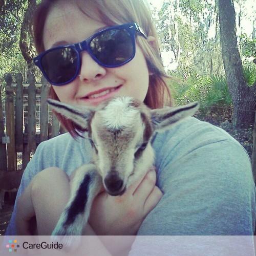 Pet Care Provider Ashley Morris's Profile Picture