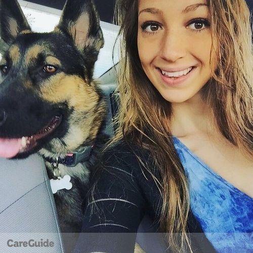 Pet Care Provider Sierra Williams's Profile Picture