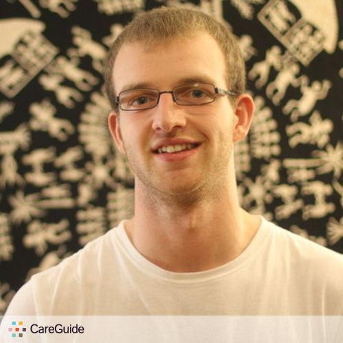 Pet Care Provider Andrew R's Profile Picture