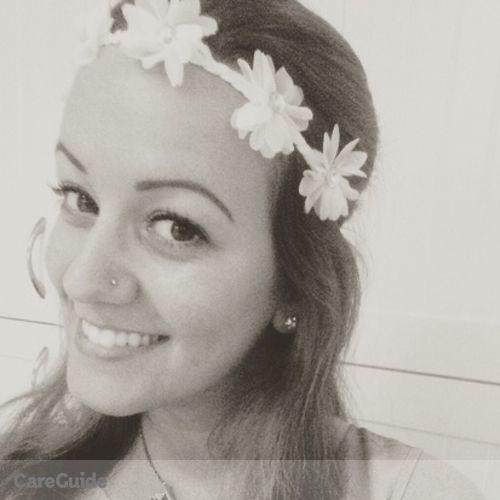 Canadian Nanny Provider Rachel Chila's Profile Picture