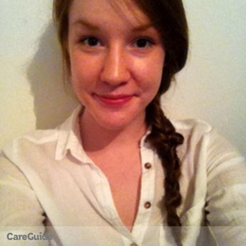 Canadian Nanny Provider Saryn 's Profile Picture