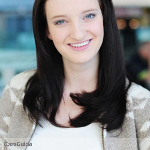 Canadian Nanny Provider Jessica Banert's Profile Picture