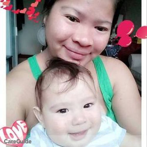 Canadian Nanny Provider Nicole Tabaranza's Profile Picture