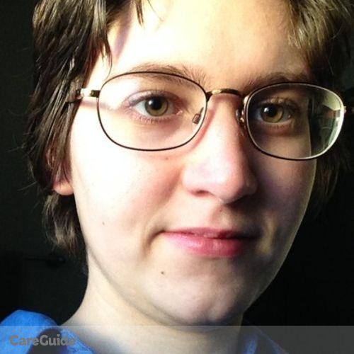 Canadian Nanny Provider Martine C's Profile Picture