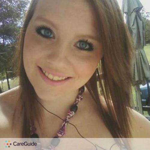 Child Care Provider Cheyenne F's Profile Picture