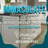Owner of Immaculate Cleaning Services
