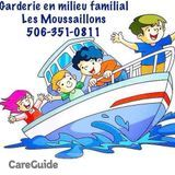 Daycare Provider in Shediac