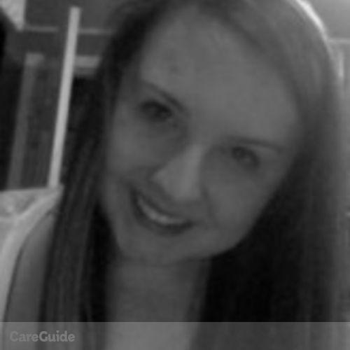 Canadian Nanny Provider Monika J's Profile Picture