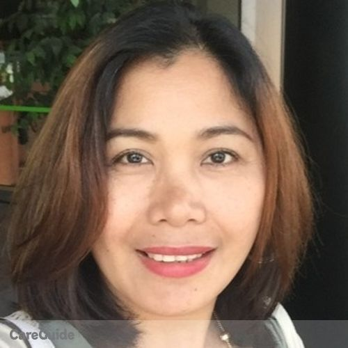 Canadian Nanny Provider Analyn Cabiling's Profile Picture