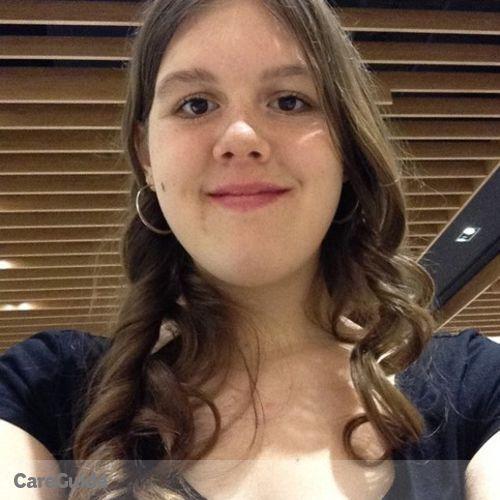 Canadian Nanny Provider Byanka Petrin's Profile Picture