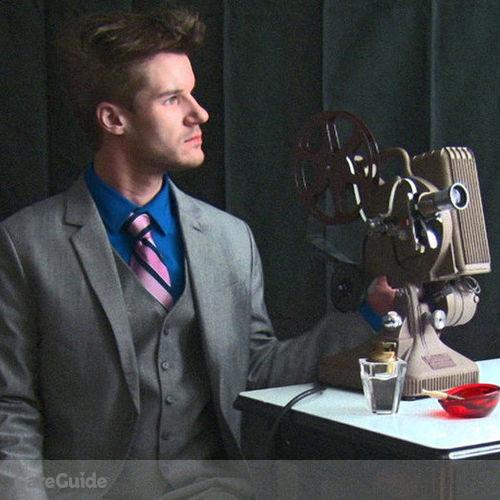 Videographer Provider Nik Stamps's Profile Picture
