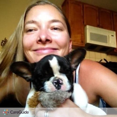 Pet Care Provider Sarah Burkey's Profile Picture