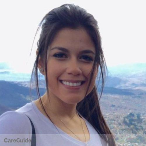 Pet Care Job Alejandra H's Profile Picture