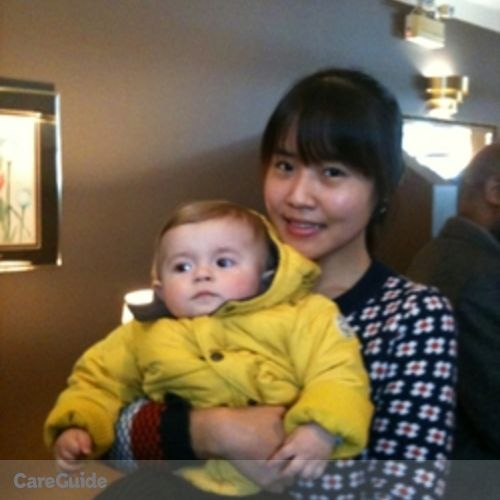 Canadian Nanny Provider SungA Lee's Profile Picture