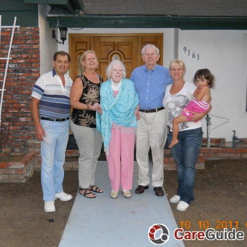 Elder Care Job Jayne F's Profile Picture