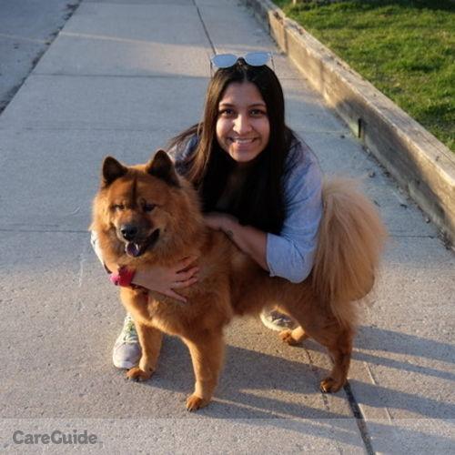 Canadian Nanny Provider Saryna De Sousa Casanova's Profile Picture