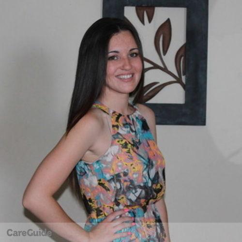 Canadian Nanny Provider Tiffany Geraldi's Profile Picture