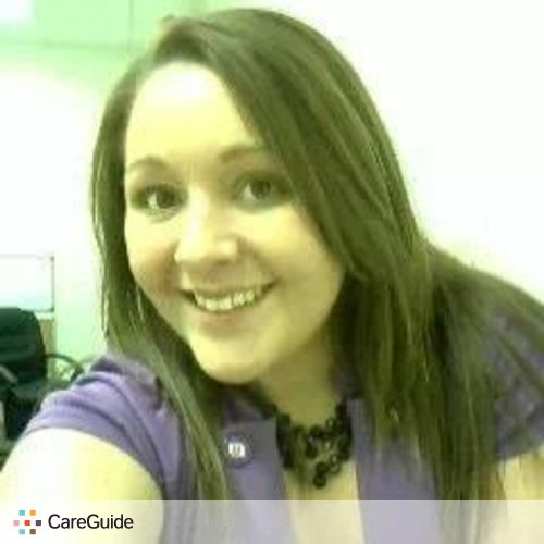 Child Care Provider Amanda G's Profile Picture