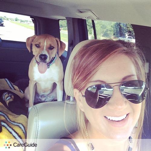 Pet Care Provider Katie R's Profile Picture