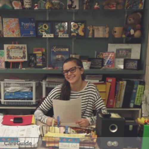 Canadian Nanny Provider Vanessa Wrighte's Profile Picture