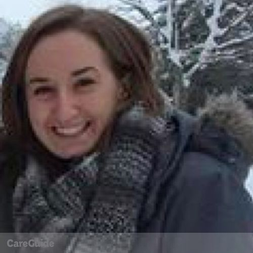 Canadian Nanny Provider Fiona Serez's Profile Picture