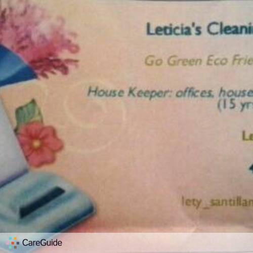 Leticia's Cleaning Services