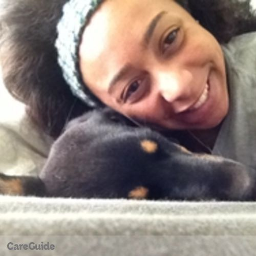 Canadian Nanny Provider Kaila Caines's Profile Picture