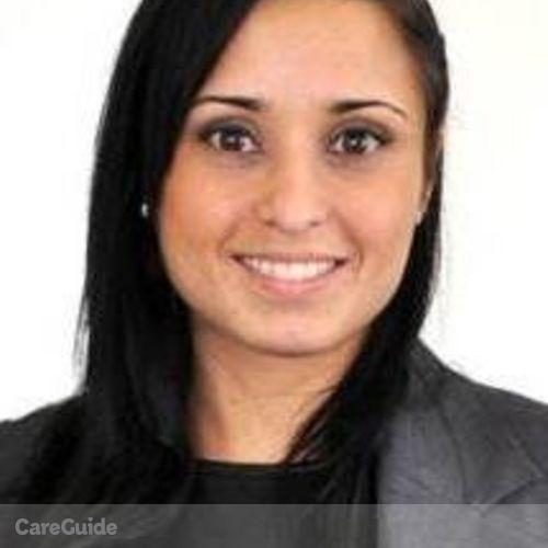 Canadian Nanny Provider Maria Santos's Profile Picture